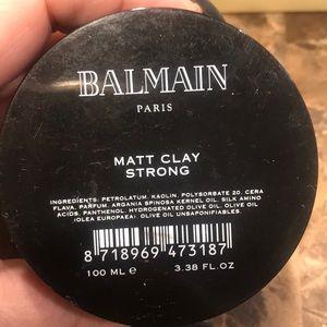Balmain Paris Haircare Matt Clay Strong 3.38oz